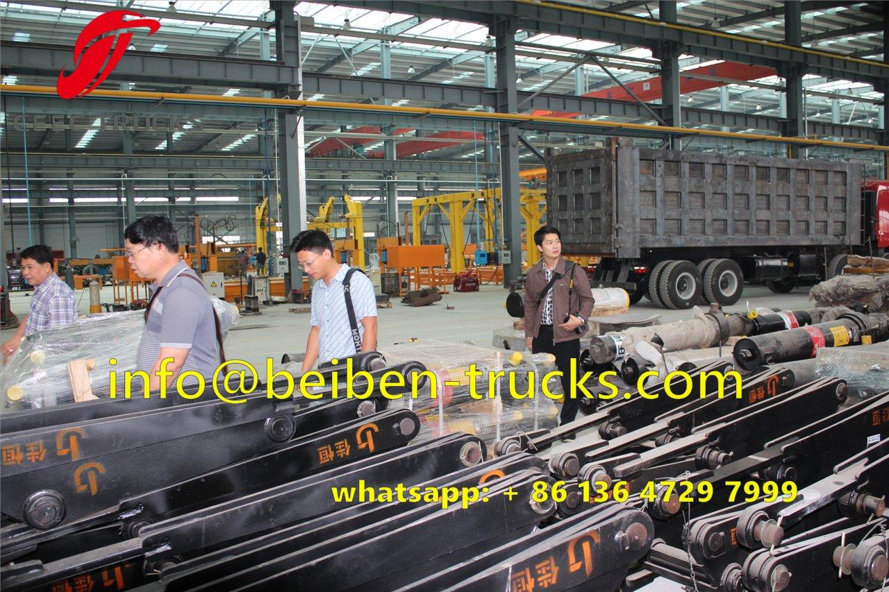 laos beiben dump truck supplier
