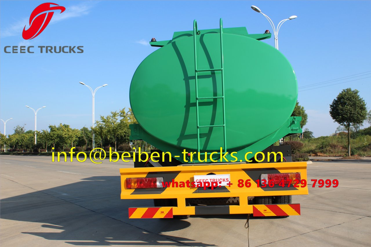 Beiben 2534 oil tanker supplier