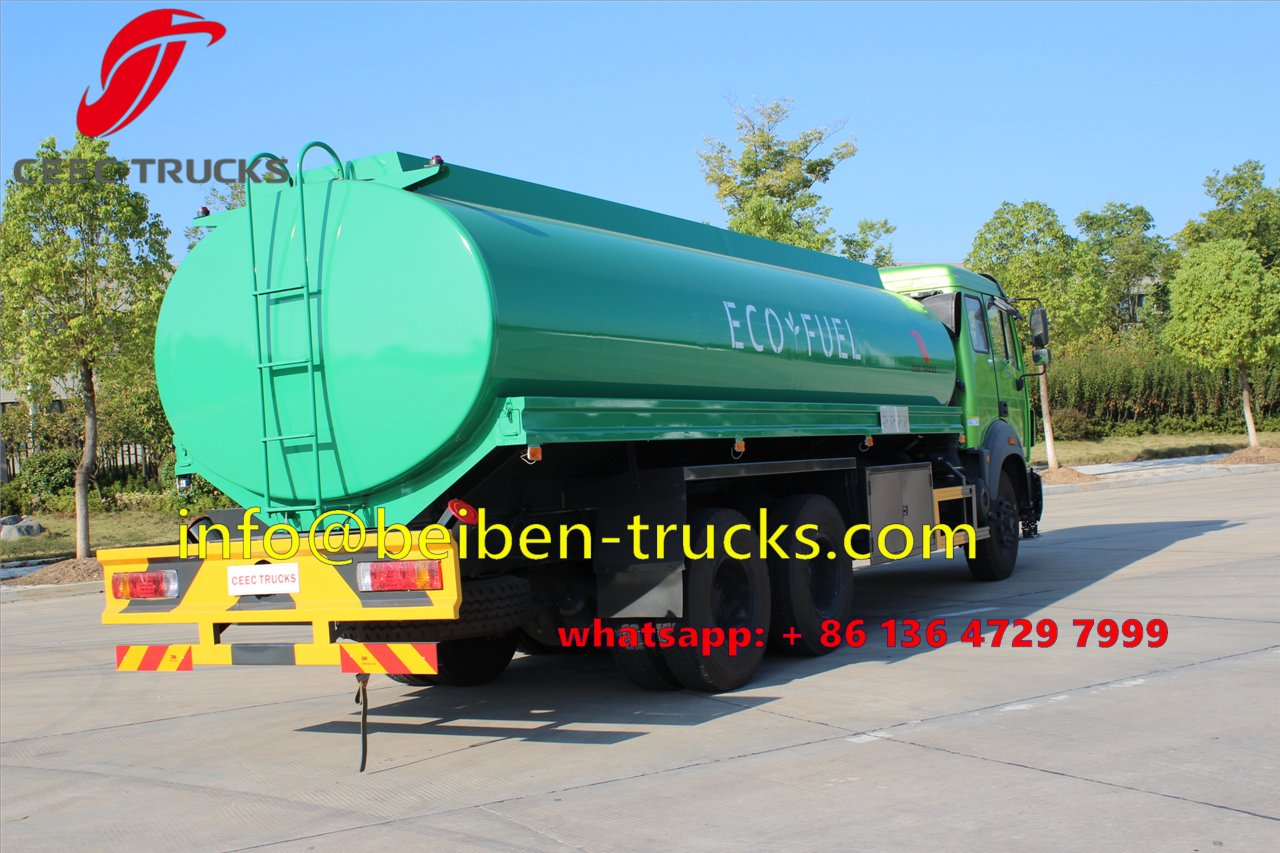 north benz 20 cbm fuel truck