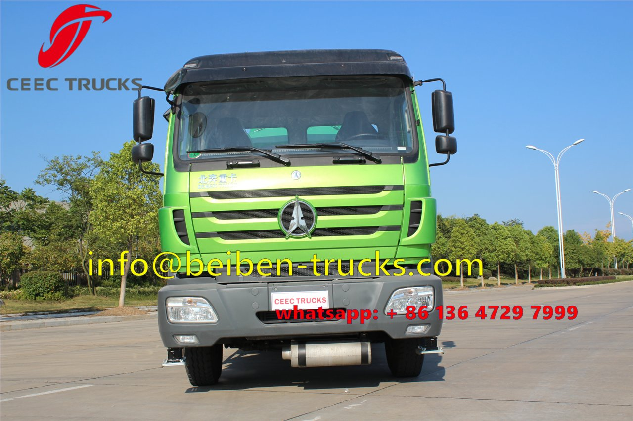 Beiben 20,000 L fuel carrier truck