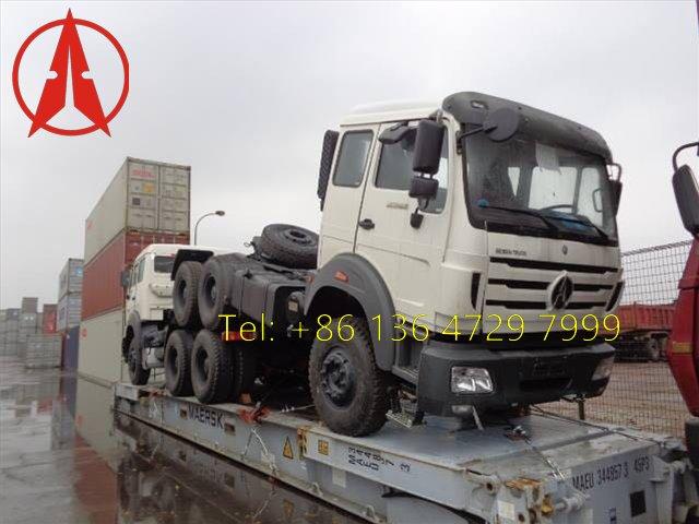 congo beiben trucks supplier