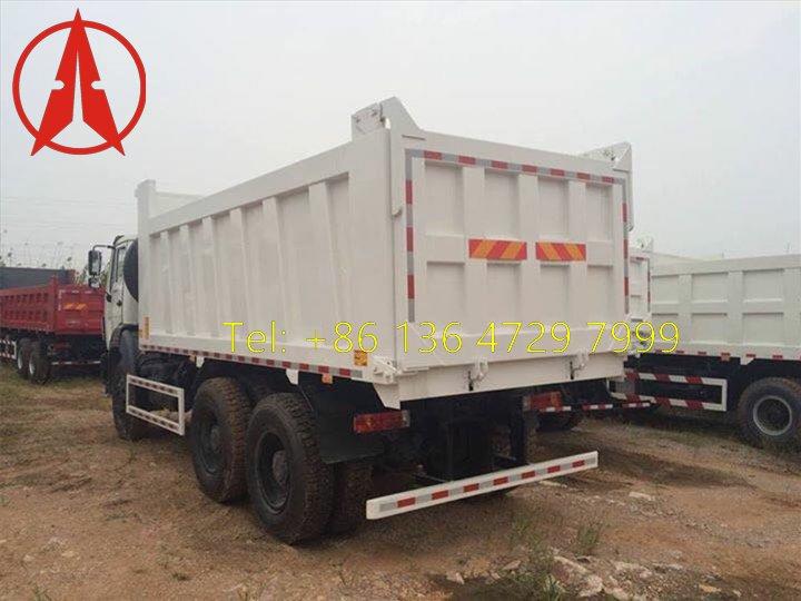 beiben dump trucks
