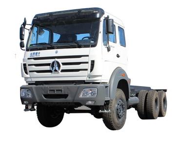 beiben tractor truck