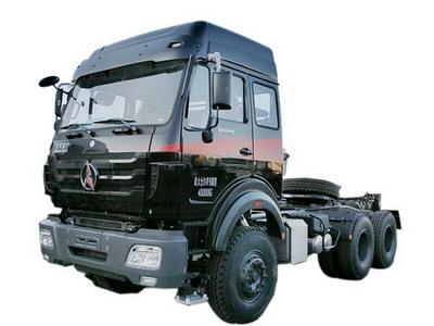 beiben NG80B tractor truck