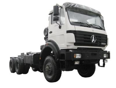 beiben NG80B towing truck