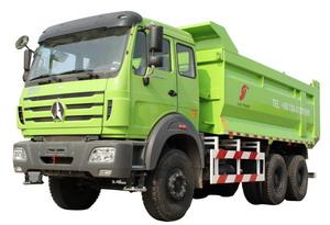 beiben 2538 dumper truck