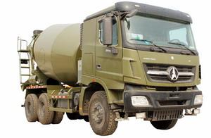 beiben V3 concrete mixer truck