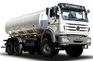 beiben 20 CBM water truck