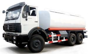 beiben 2530 water truck