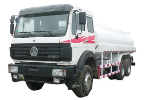 north benz 20 CBM water truck