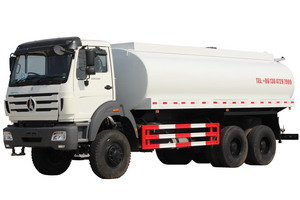 beiben 15 CBM water transportation truck