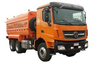beiben NG80B cabin water truck