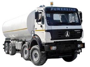 beiben 20 cbm fuel truck