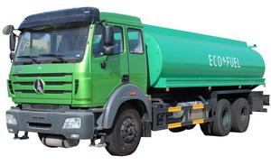 beiben 20 cbm fuel tanker