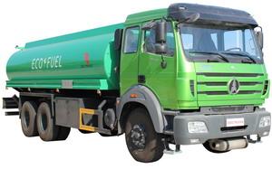 north benz 20 cbm water transportation truck
