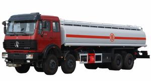 beiben 3134 fuel truck