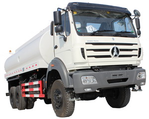 beibel 2538 all wheel drive water truck