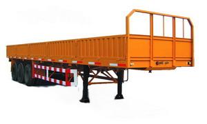 cargo semitrailer