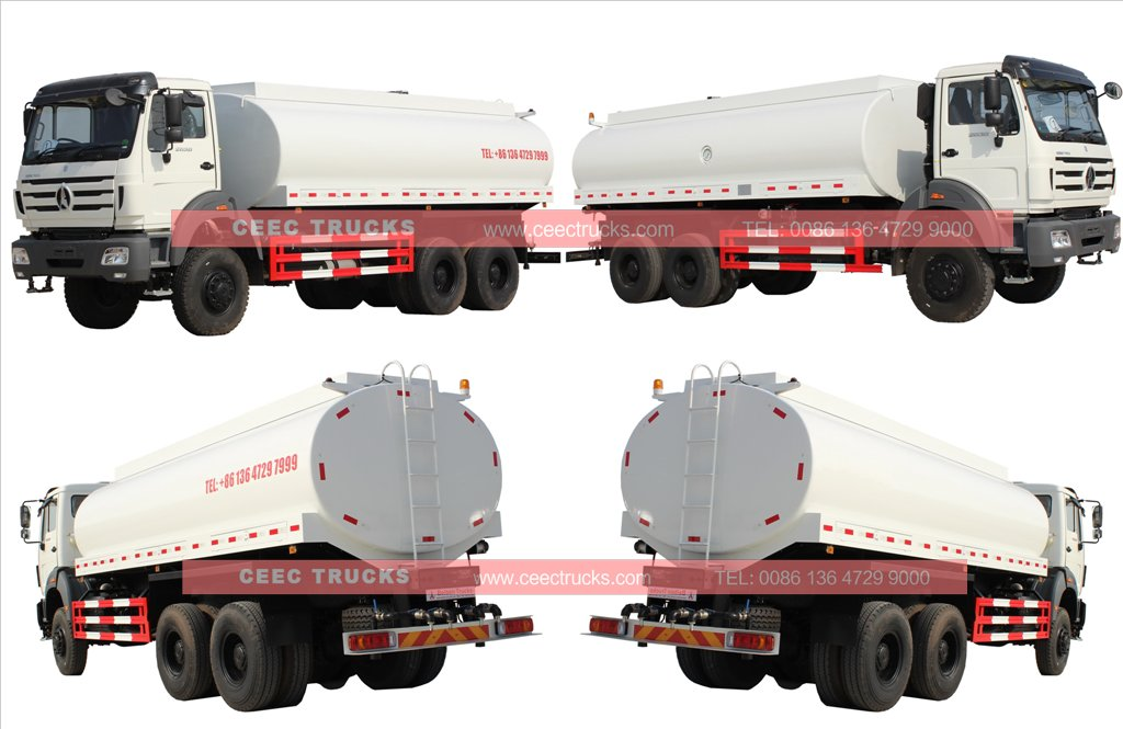 beiben 2538 water truck