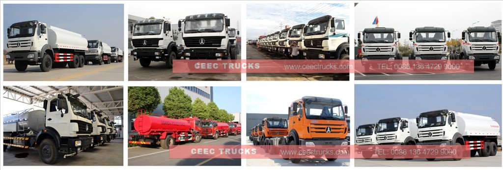 beiben trucks in stock