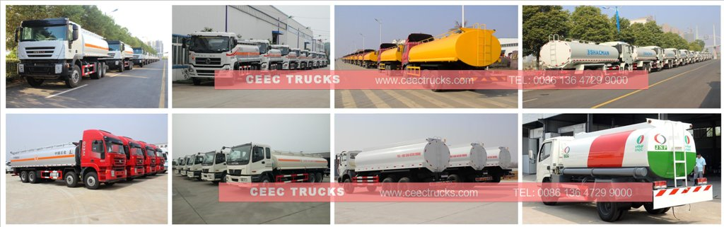 beiben fuel truck in stock