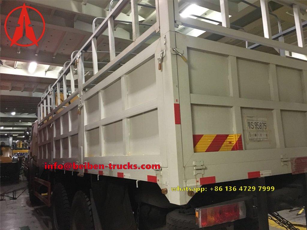beiben 2638 cargo truck