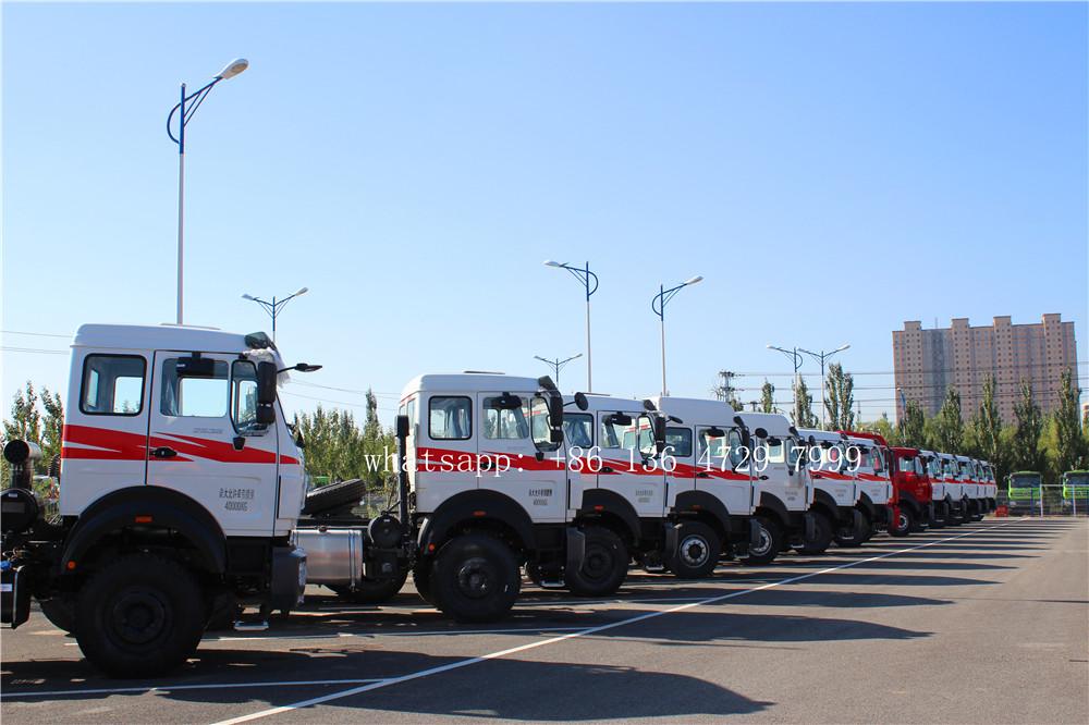 algeria beiben trucks