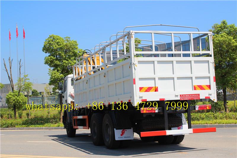 congo beiben 2638 cargo truck