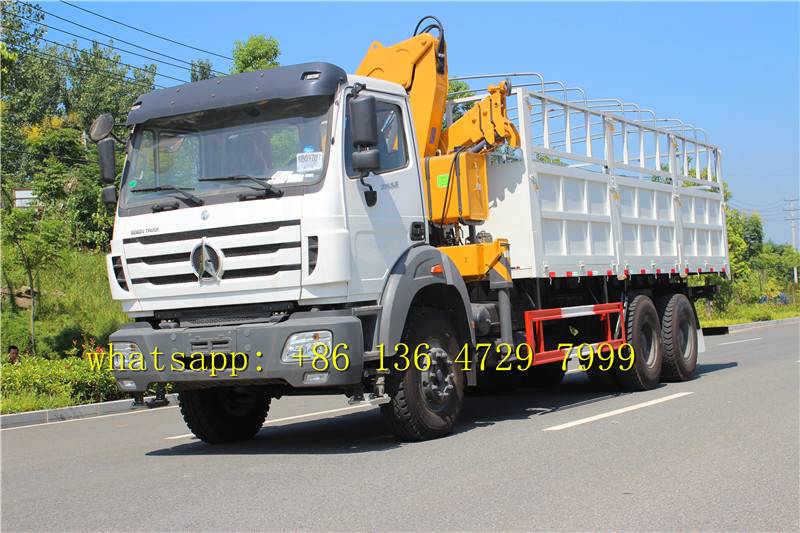 congo north benz 2638 truck