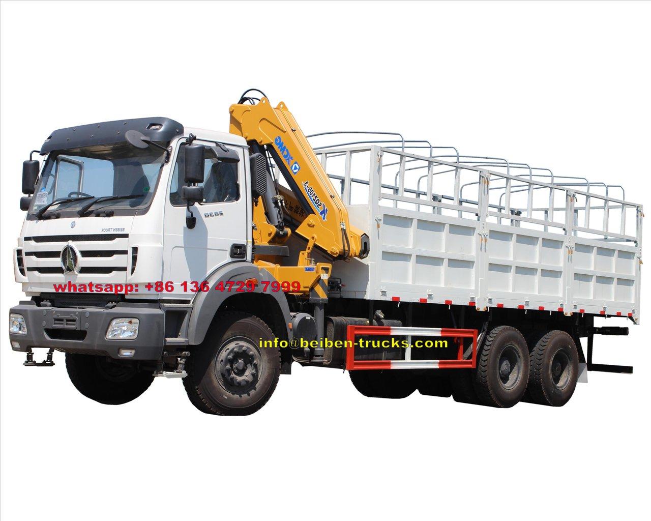 beiben 2638 truck