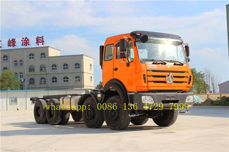 beiben 3138 cargo truck