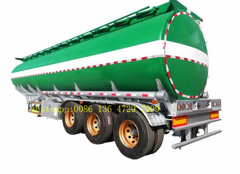 fuel tanker seimitrailer