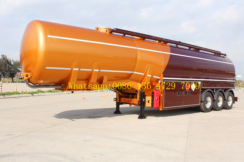Petroleum Tank Trailers 50000 Liters