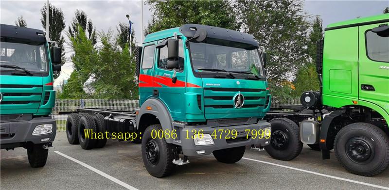 congo beiben 2642 cargo truck