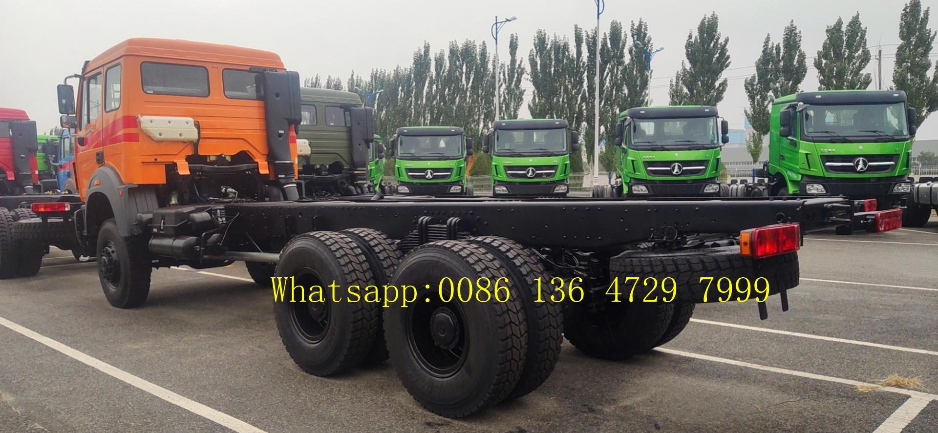africa beiben 2642 truck