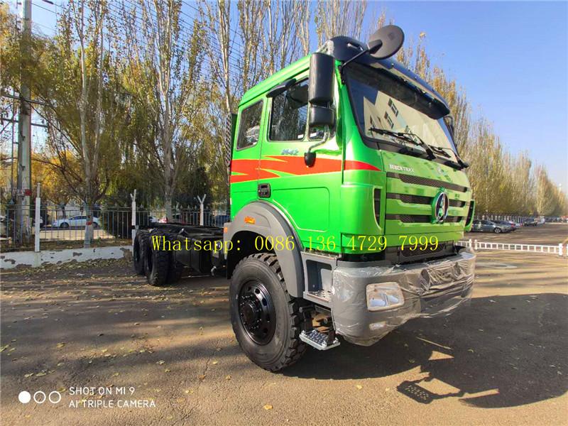 beiben 2642 truck