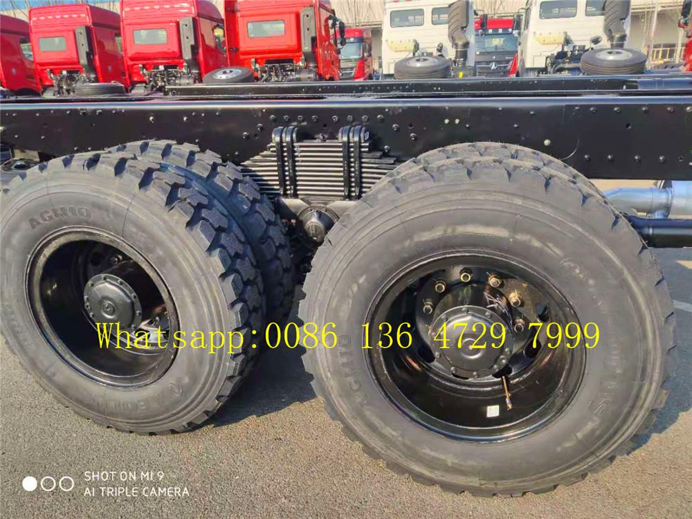 beiben 2642 cargo truck