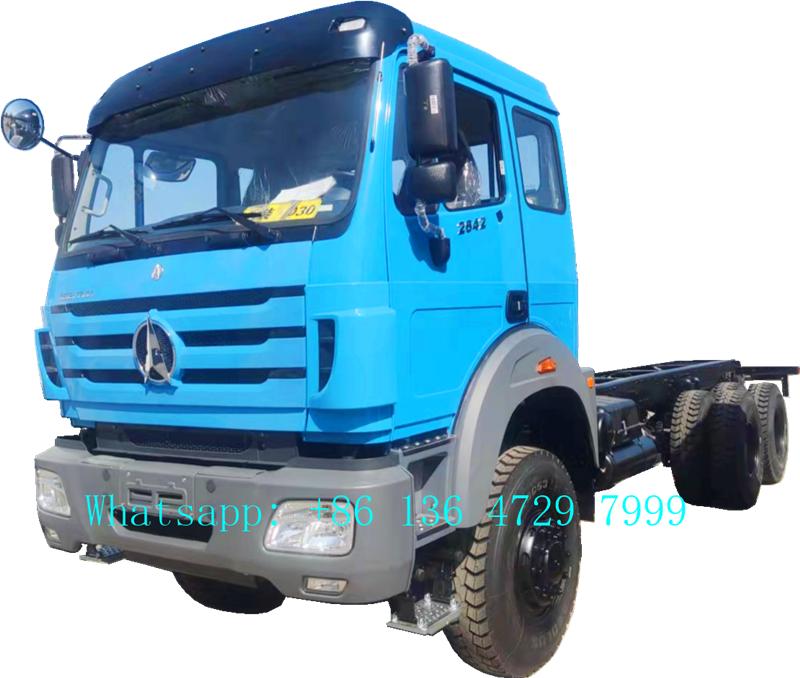 beiben 2642 truck chassis