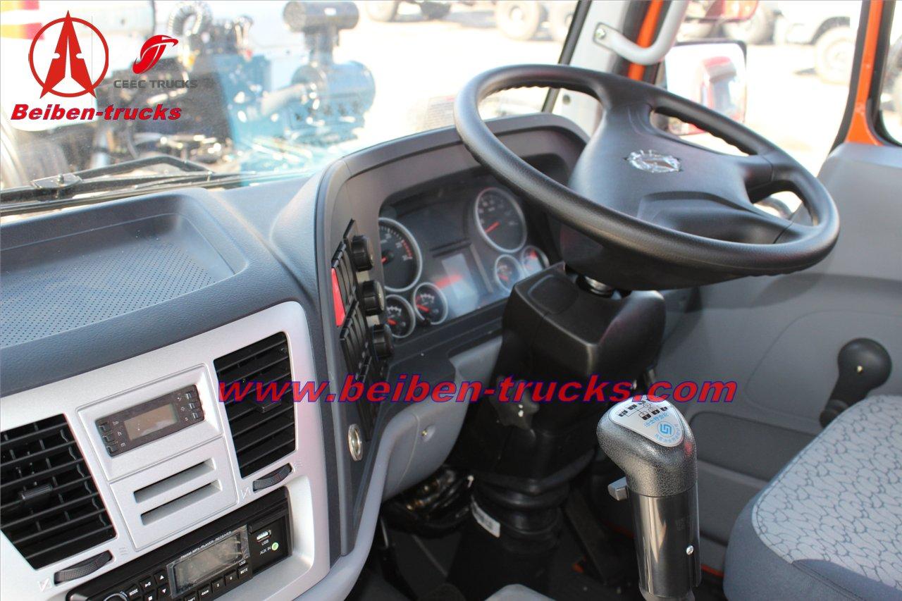 china beiben 2638 tractor truck manufacturers