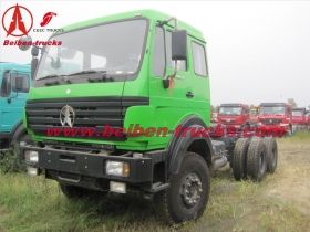 Best quality Beiben Self-Unloading Wagon,6x4 tipper truck For Sale For Sale