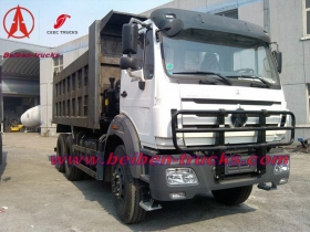High Quality Beiben 6x4 dump truck