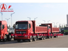 Made in China Powerful Beiben V3 8X4 tipper for sale With Low Price Online
