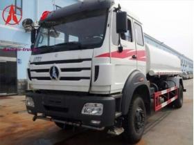 Beiben 4*2 water tanker trucks manufacturer