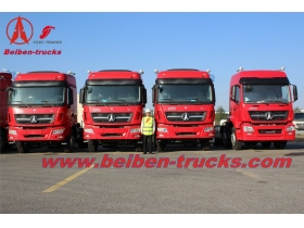 Brand New BEIBEN V3 tractor truck 420h 6x4 heavy trailer tractor head prime mover low price hot sale