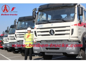 Beiben power star 2638 tractor truck supplier