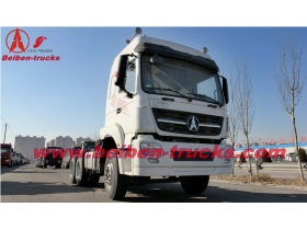 North Benz V3 6x4 420hp truck head