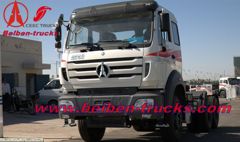 china benz technology 380 hp tracteur camions
