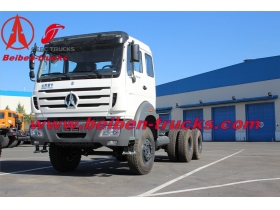 BEIBEN North Benz NG80 2634 6x4 340hp tractor head prime mover camion