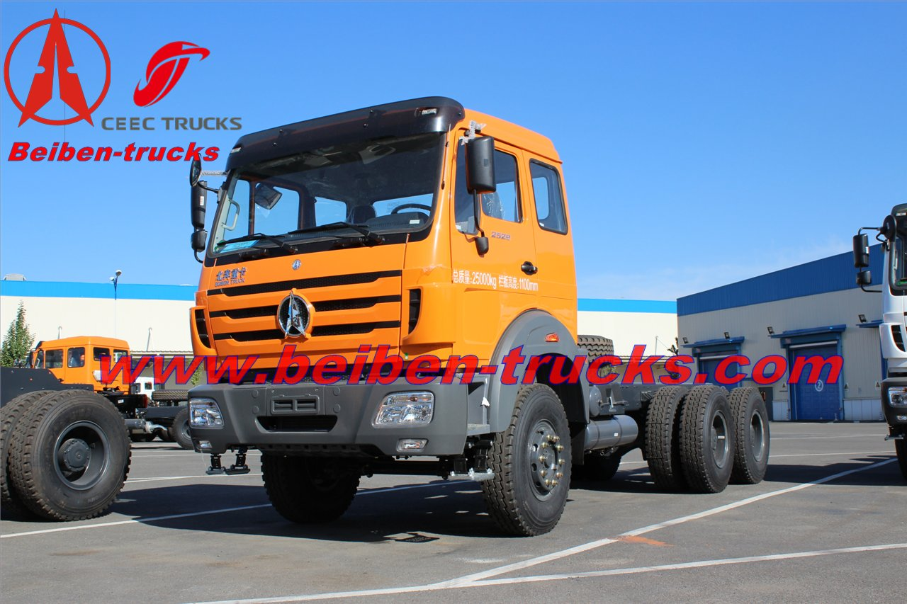BEIBEN tractor TRUCK FOR SALE FAVORABLE PRICE