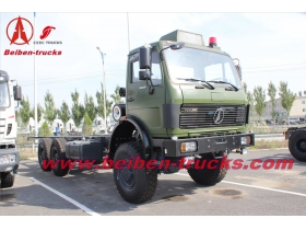 North Benz military quality tractor truck supplier